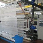 Jacquard Cutting ( Fil Coupe )